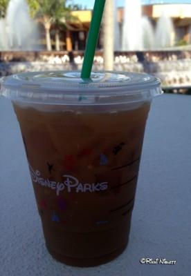 Starbucks Iced Drink