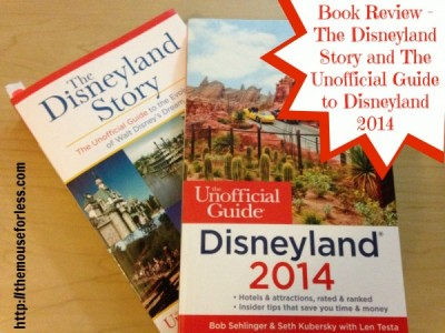 The Unofficial Guides for Disneyland
