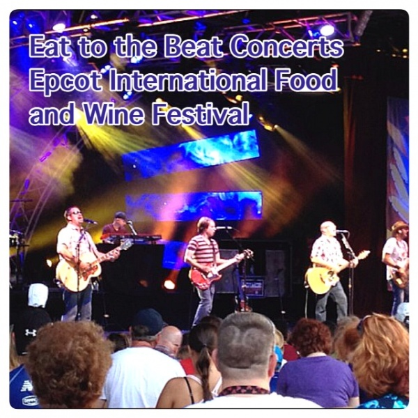 Sister Hazel at Epcot Food and Wine Festival