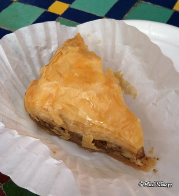 Baklava Food and Wine