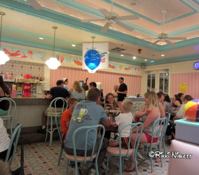 Beaches and Cream Restaurant