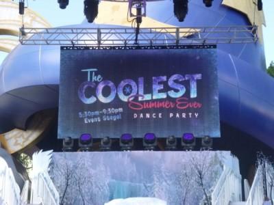 Frozen Summer Fun Live Hollywood Studios (14)
