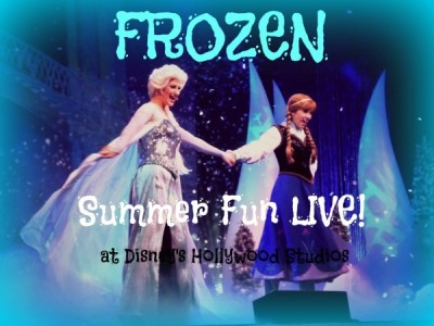 Frozen Summer Fun Live Hollywood Studios (3)