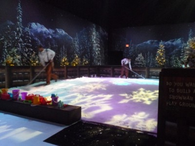 Frozen Summer Fun Live Hollywood Studios Frozen Funland (11)