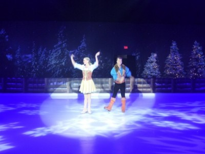 Frozen Summer Fun Live Hollywood Studios Frozen Funland (9)