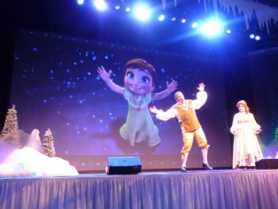 Frozen Summer Fun Live Hollywood Studios Sing Along (40)