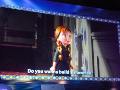 Frozen Summer Fun Live Hollywood Studios Sing Along (41)