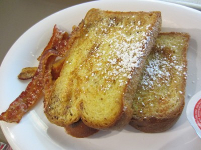 Landscape of Flavors French Toast