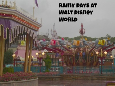 Rainy Days At Walt Disney World