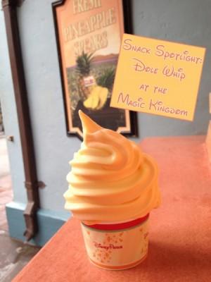 Snack Spotlight - Dole Whip at the Magic Kingdom