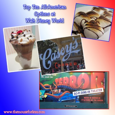 Top 10 All-American Options at Walt Disney World copy