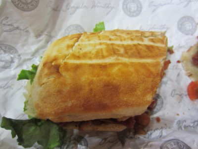 BLT 2 at Earl of Sandwich