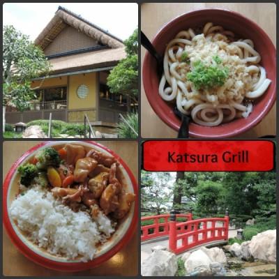 Katsura Grill Collage