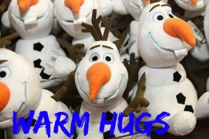 photo of Olaf stuffed animals