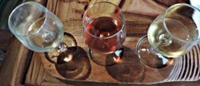 Sanaa Wine Flight