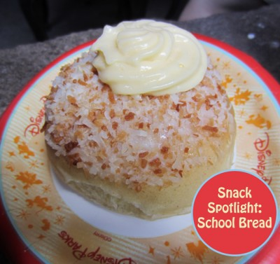 Snack Spotlight - School Bread