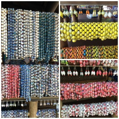 Bead Collage from Bead Outpost