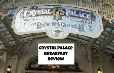 Crystal Palace Breakfast Review