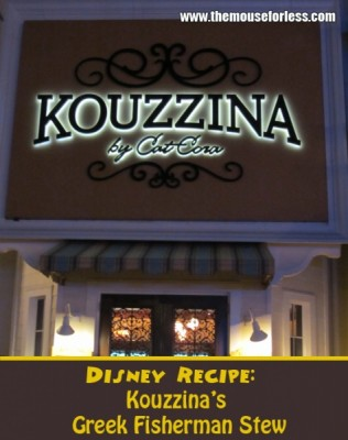 Disney Recipe-Kouzzina Fisherman Stew copy
