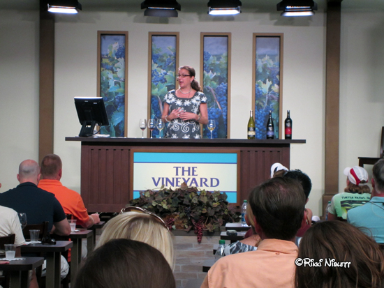 Epcot Food and Wine Festival Seminars