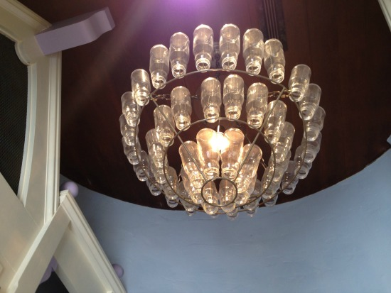L'Artisan des Glaces lighting