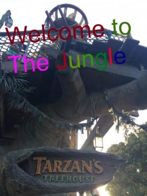Tarzan Pinterest