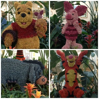 Topiary Collage