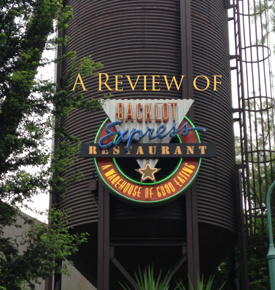 A Review of Backlot Express at Disney's Hollywood Studios
