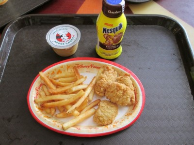 Contempo Cafe Kid's Meal