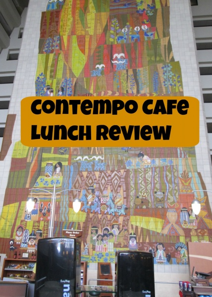 Contempo Cafe Lunch Review