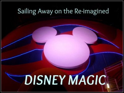 Disney Magic Cruise Ship reimagined 1