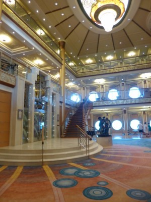Disney Magic Cruise Ship reimagined atrium 4