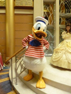 Disney Magic Cruise Ship reimagined donald