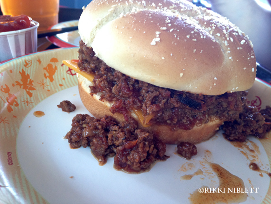 Sloppy Joe from Studio Catering Co