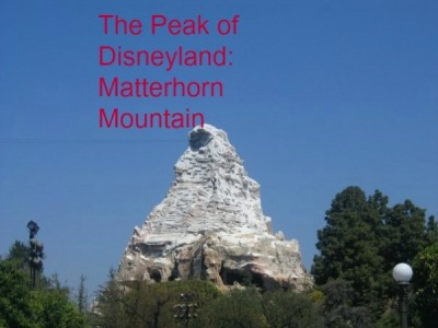 Unofficial Guide to Disneyland Pinterest