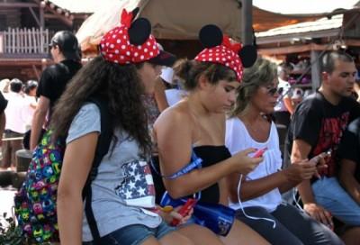 Teens Love Walt Disney World Vacations
