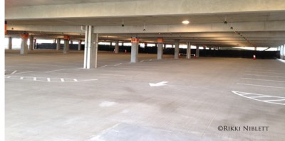 DTD Parking Garage