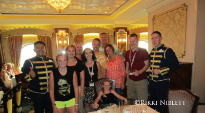 Disney Cruise Line Wait Staff