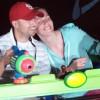 Jenni and Mark