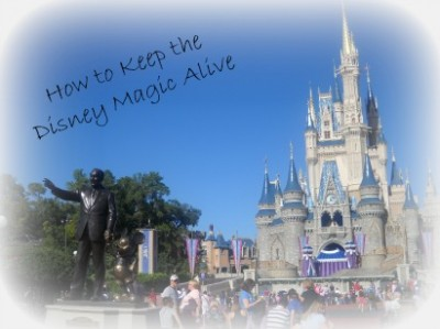 Keep the Disney Magic Alive