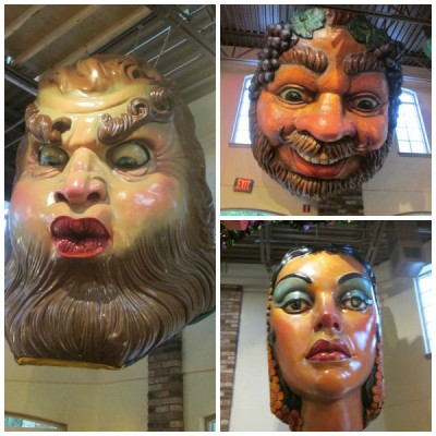 Port Orleans French Quarter Masks
