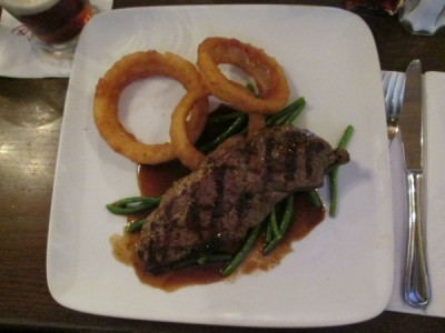 Steak Rose & Crown