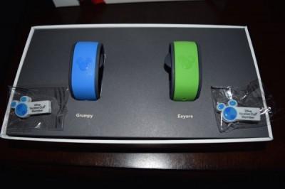 MagicBand Sliders