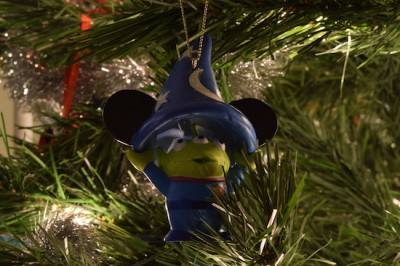 Toy Story Alien Ornament