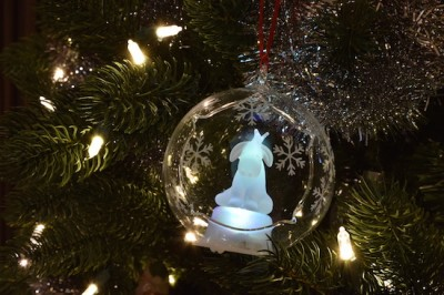 LED Eeyore Ornament