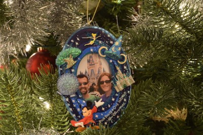 Four Parks Ornament