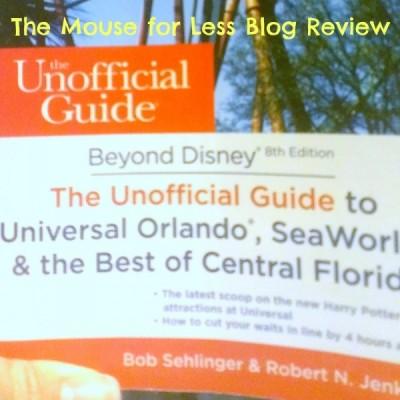 Beyond Disney book cover