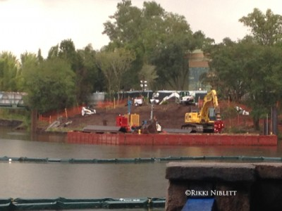 Construction for Rivers of Light