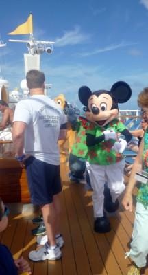 Disney Cruise Line very merrytime cruise holiday christmas 12