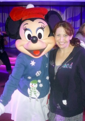 Disney Cruise Line very merrytime cruise holiday christmas 15